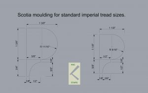 imperial scotia moulding