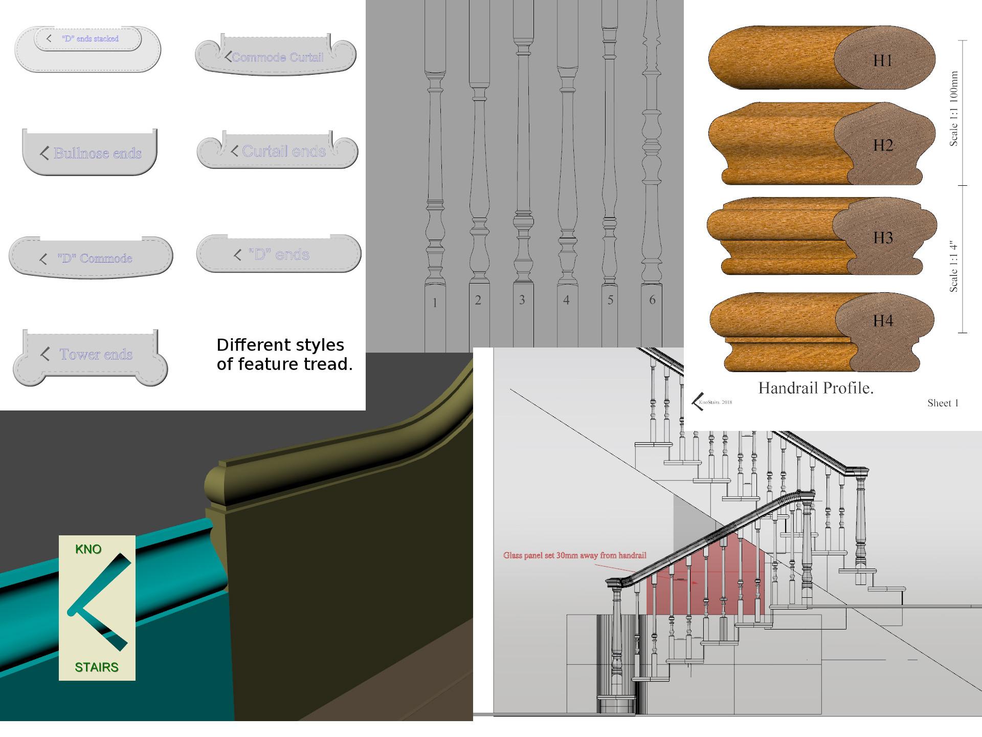 Staircase Design.