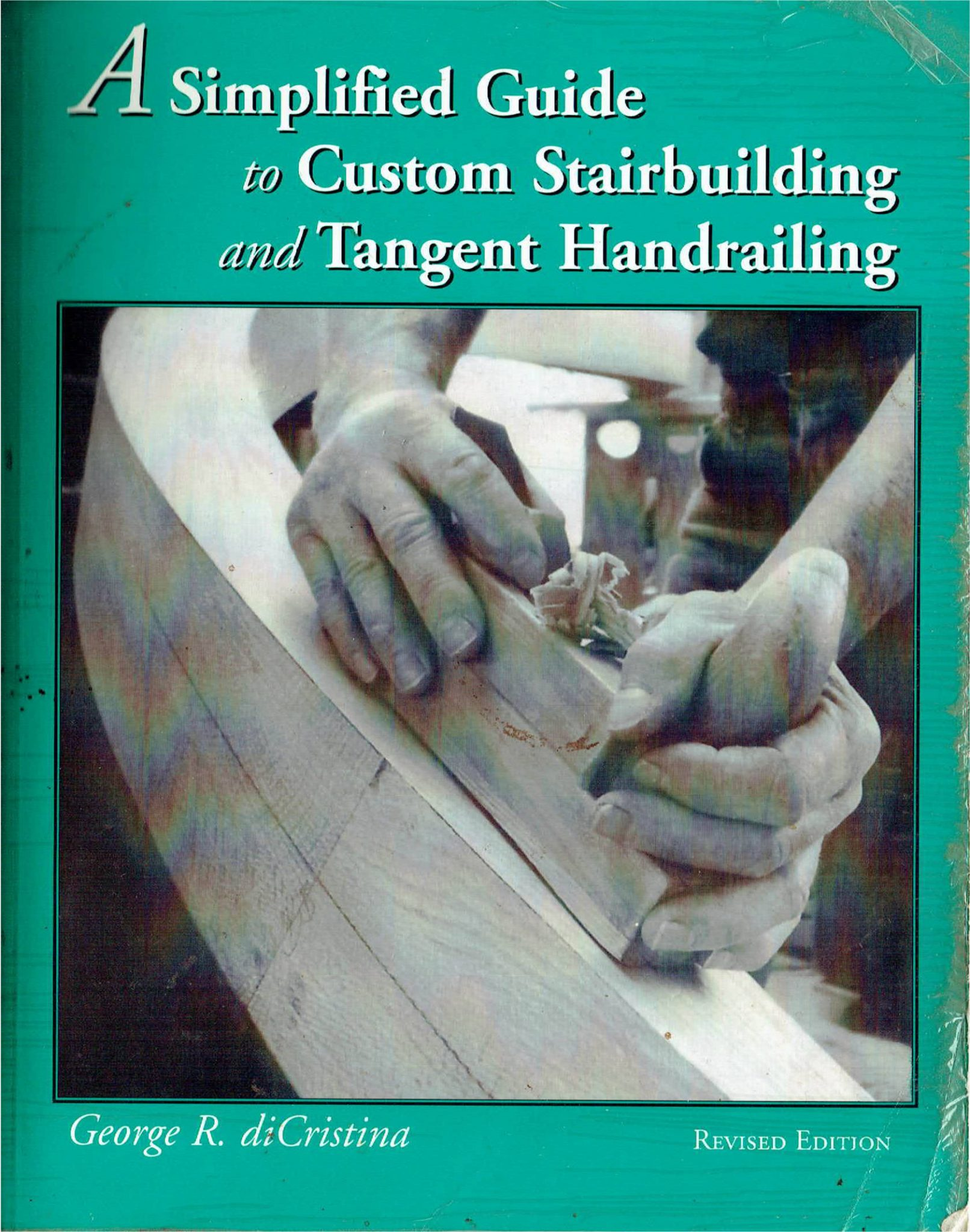 A simplified guide to custom stairbuilding and tangent handrailing.