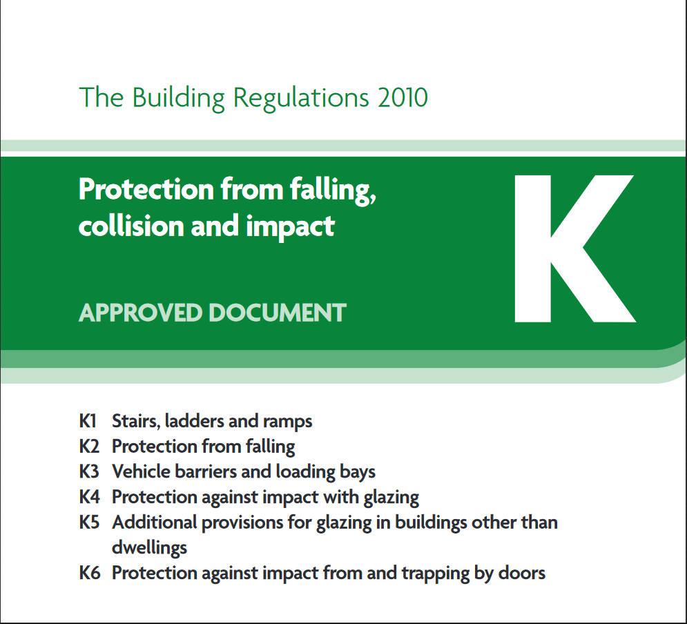 Part K building regs