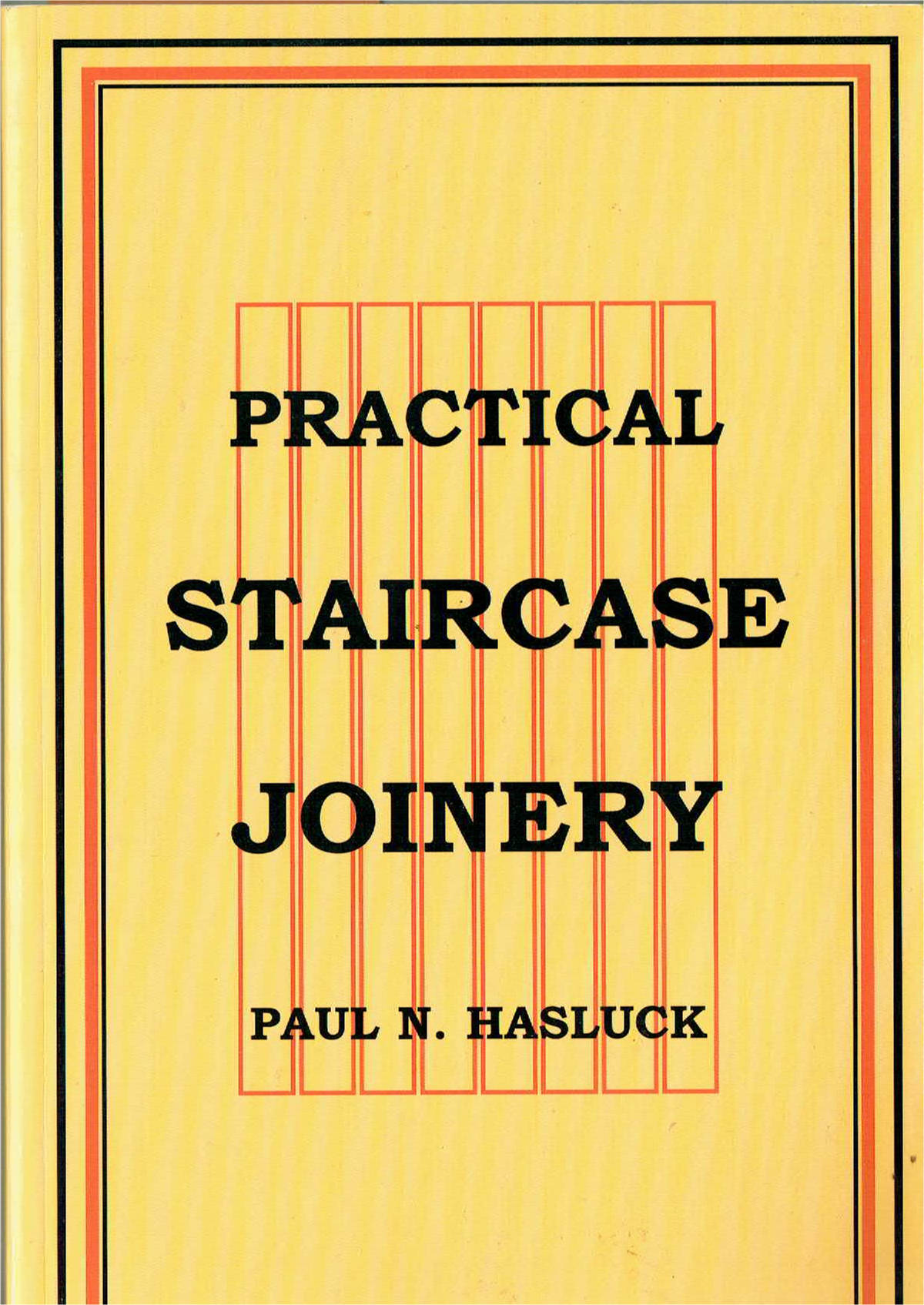 Practical staircase joinery.